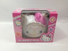 Hello Kitty 2012 Collectible Alarm Clock - New In Box