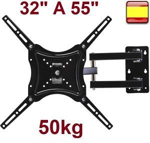 Soporte-de-pared-para-televisores-lcd-led-4K-smart-tv-3D-plasma-32-034-A-55-034