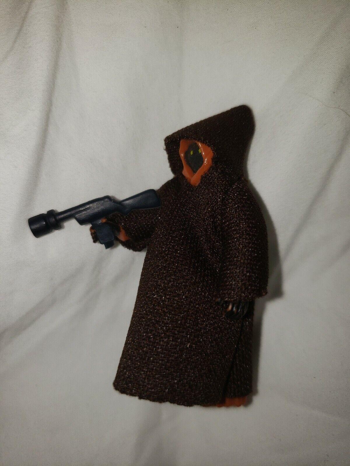 Star Wars Jawa 1977 Blaster Gun v1 Original figure accessory