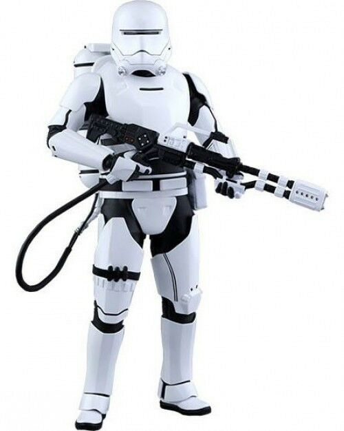 Star Wars The Force Awakens First Order Flametrooper Collectible Figure
