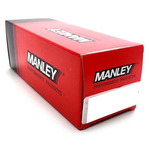 "Manley Exhaust Valve 12117B-1; 1.900/"" x .3415/"" Stem 6.100/"" OAL Titanium for BAE"