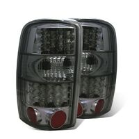 Cg Chevy Tahoe / Suburban / Gmc Denali 00-06 Led Tail Light Smoke on sale