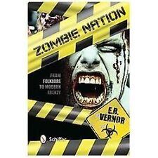 Zombie Nation From Folklore to Modern Frenzy BOOK 2013 Hardcover Walking Dead