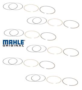 For Porsche 911 05-08 Set of 6 Engine Piston Ring Set Standard 99.00 mm Mahle