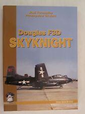 Douglas F3D Skyknight by Mushroom Model Publications - Profiles & Photos