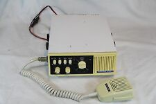 UNIMETRICS SEA HAWK 14 MARINE VHF FM TRANSCEIVER RADIOTELEPHONE with MIC & POWER