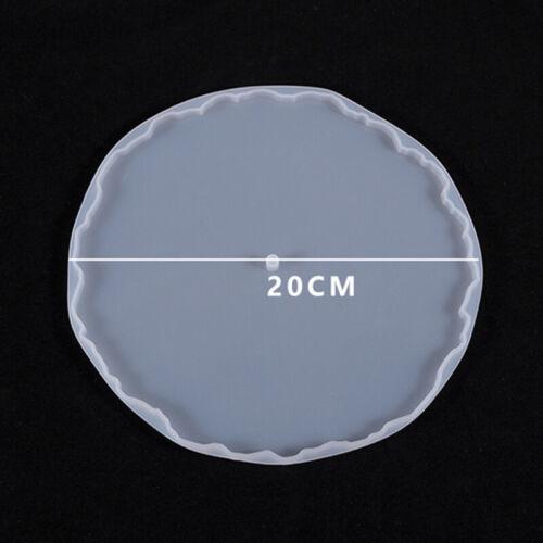 Silikonformen Epoxidharz Formen Resin Mold Gießformen Obsttablett Epoxidformen