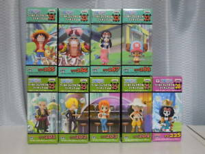 ONE-PIECE-World-Collectable-Figure-Straw-Hat-Pirates-all-9-vol-23-25-28-JAPAN