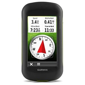 garmin montana 610 grand cran tactile ext rieur gps w glonass 010 01534 00 ebay. Black Bedroom Furniture Sets. Home Design Ideas