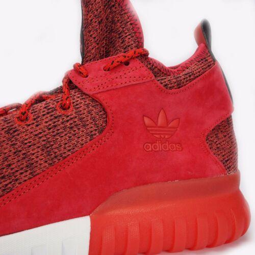 Knit Originals Red Tubular In Adidas Men's 5yr8wsqrx Shoes X DEHWIY29