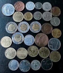 Italy mixed old coins  monedas mezcladas de monete antiche provenienti de Italia - España - Italy mixed old coins  monedas mezcladas de monete antiche provenienti de Italia - España