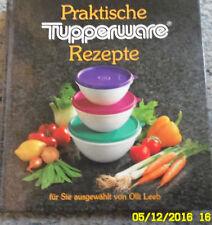 Praktische Tupperwaren Rezepte Buch von Olli Leeb