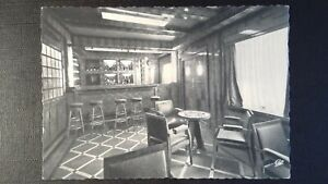Cpsm-Cruise-Liner-Flandre-bar-Private-Premiere-Class