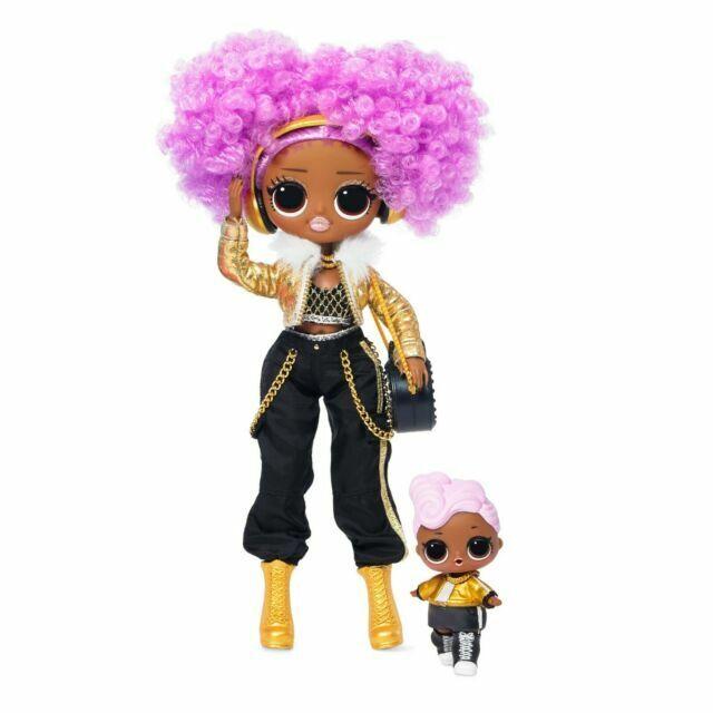 L O L Surprise 561811 O M G Winter Disco Fashion Doll For Sale Online Ebay