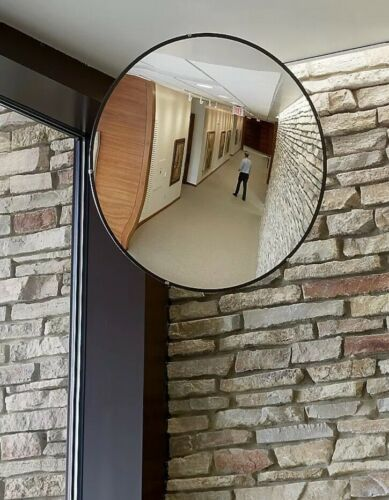 "26/"" CONVEX MIRROR H-1548-I Indoor Safely and Security"