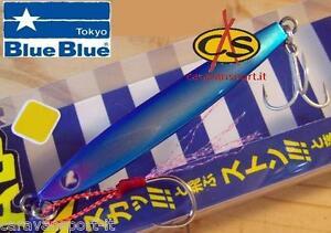 Angelsport Verantwortlich Blue Blue Fallten 40 Farbe 01 KÜnstlich Spinning Blueblue Japan Jigrute Mucho SchöN In Farbe