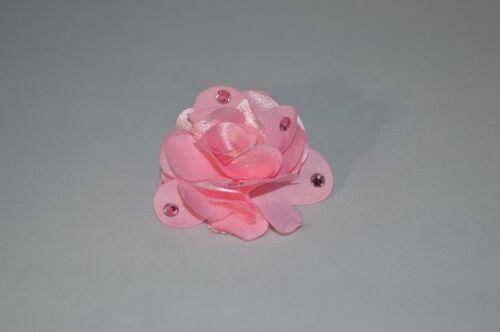 Kid//Adult Designer handmade Small Feel Good Flower Hair clip for any occasion