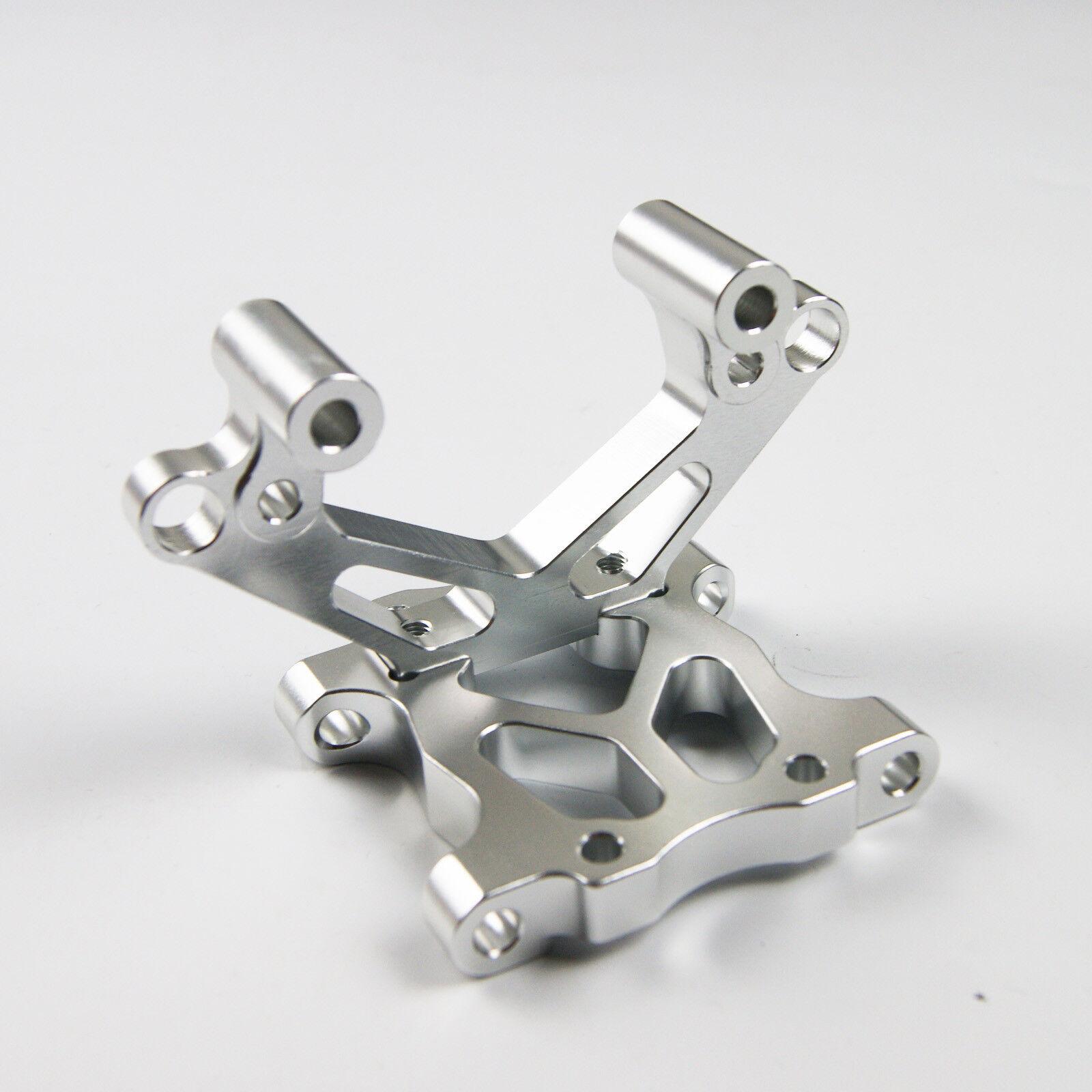 vendita scontata Parte anteriore anteriore anteriore in lega d'argentooo testa di massa per HPI RV Baja 5B SS 5T 5SC  Sconto del 40%