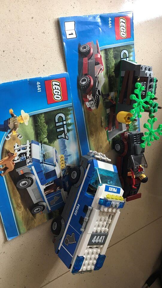 Lego City, 4441