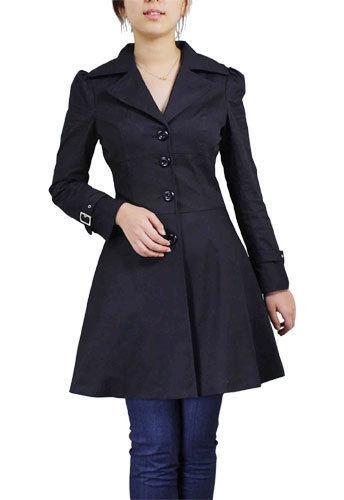 Noire Corset Veste Militaires Manteau Steampunk Uk Plus Femmes Gothique Victorien SHacqTP