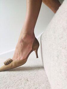 lk-bennett-37-4uk-tan-suede-all-leather-heels-2-8-034