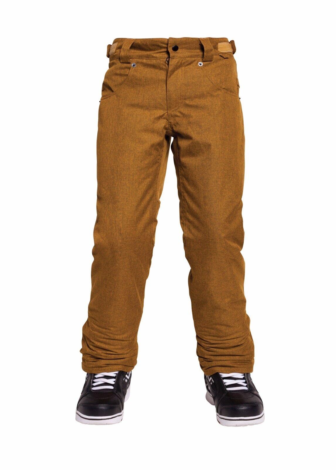 2017 NWT 686 Prospect Pant Pants Boys Youth Kids Snowboard M Medium 15K ay25