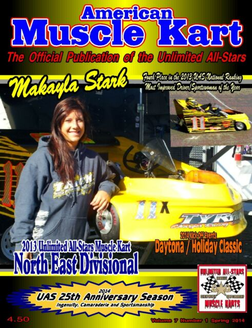 American Muscle Kart Subscription
