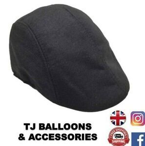 Homme-Garcons-Plat-Casquette-Beret-Taxi-chapeau-pays-patraque-Newsboy-Golf-Driving-Hat-Caps