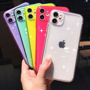 For-iPhone-11-Pro-Max-Shockproof-Glitter-Silicone-Case-Camera-Protective-Cover