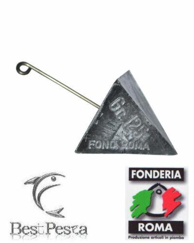 Fonderia Roma Piombo LAPIRAMIDE asta inox 200gr