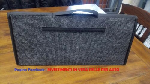 Porte triangle coffre valise Morgan moquette valise yYbf76g