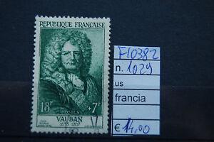 FRANCOBOLLI-FRANCIA-USATI-N-1029-F10382