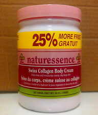 Naturessence Swiss Collagen Body Cream - 586ml