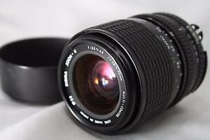 Sigma Zoom 28-70mm 3.5-4.5 Lens For Nikon **As Is** #A027d