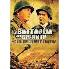 La Battaglia Dei Giganti  - DVD
