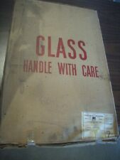 Nos 1937 1938 Chevrolet Pass Windshield Glass 4073729
