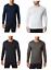 32 Degrees Heat Men's Performance Mesh Long Sleeve Crew Neck Shirt