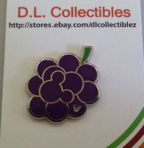 Disney-Mickey-Icon-Hidden-Mickey-Fruit-Grape-pin