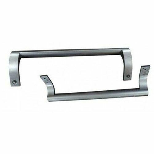 Handle Refrigerator Silver Grey Silver Hisense 1 Pc Original 1468398
