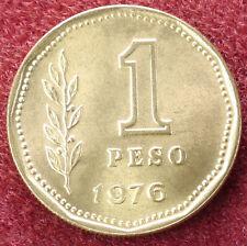 Argentina 1 Peso 1976 (D1703)