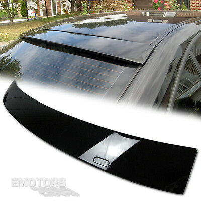 PAINTED BMW E39 5 SERIES 4DR SEDAN A TYPE REAR ROOF SPOILER 540i 528i 530i 525i