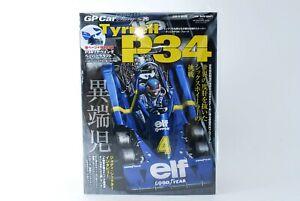 Gp-Auto-Storia-Vol-26-Tyrrell-P34-Giapponese-Libro-Jody-Scheckter-F-S