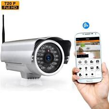 Pyle PIPCAMHD17 Weatherproof Outdoor IP Cam / WiFi Security Camera