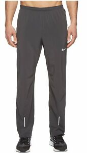 ab003418b3872 Nike Flex Men's Anthracite Gray Dri-Fit Stretch Woven Running Pants ...