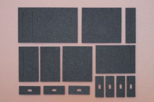 for Roland SH-2 set Slider dust covers