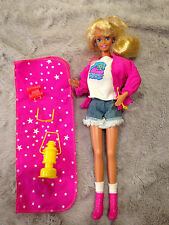 1993 Camp Barbie Doll w/ Accessories
