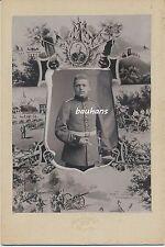 KAB Verden-Offiz. mit Ärmelabz.Winkerflaggen 2. Hannoversches FAR Nr.26 (c810)