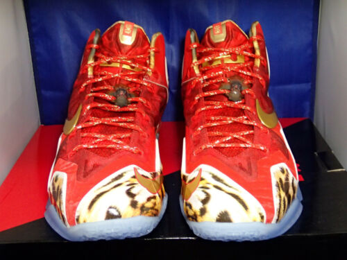 650884 2k4 Nike Lebron Taglie Premium Xi 13 11 674 wx0SI0A4q