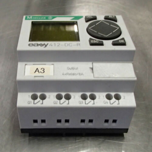 Moeller Easy 412-DC-R DC24V Nice Used Take Out