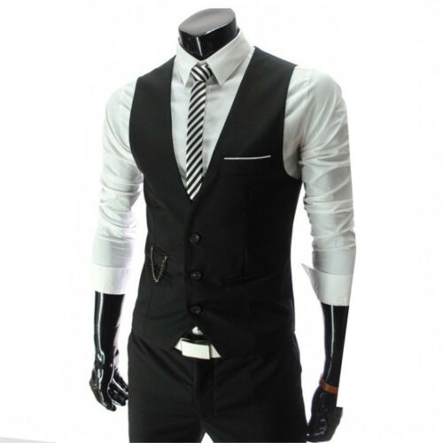 Men Formal Blazer Jacket Coat Pants Slim Business Suit Tuxedos Party Wedding NE